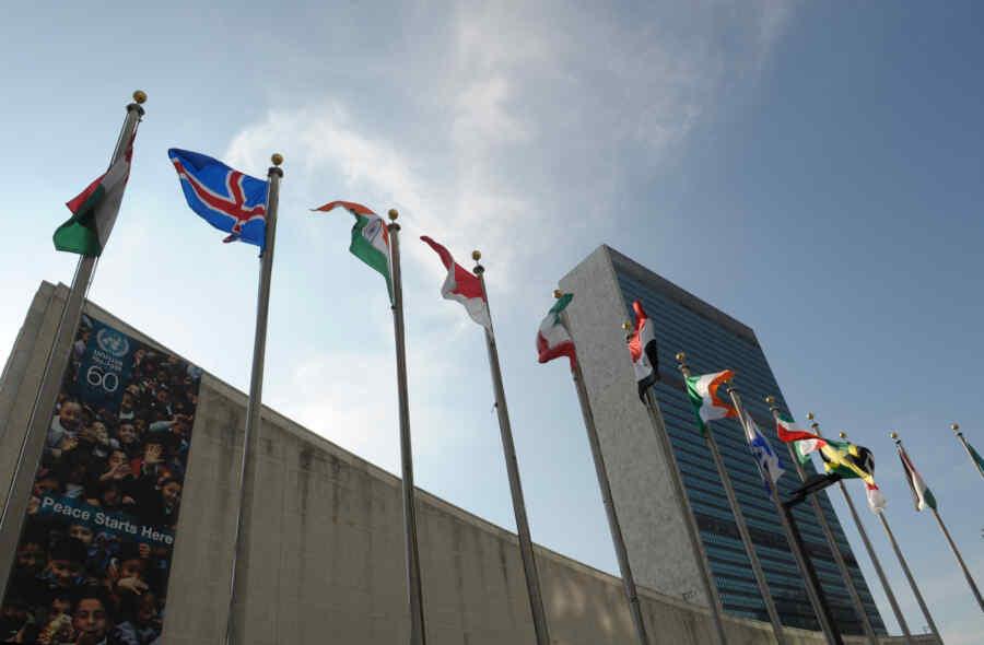 Taliban spokesman hopes to represent Afghanistan at UN soon