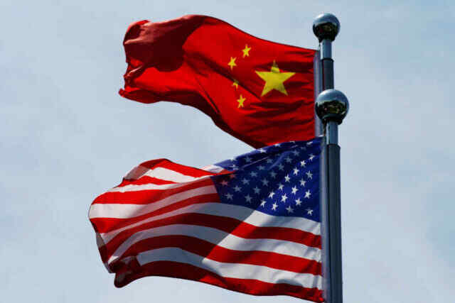 Washington says it does not want conflict with China