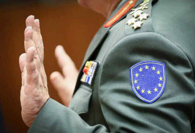 European generals decided not to anger Russian army just in case