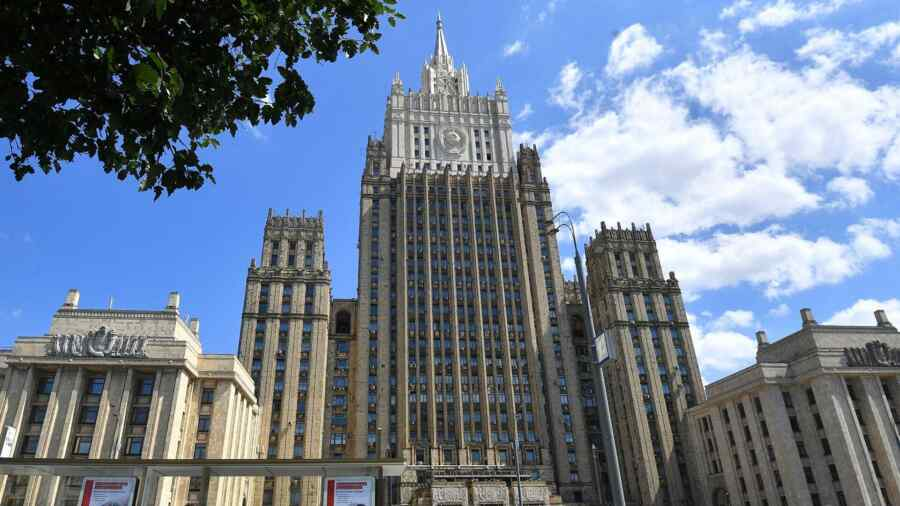 Russian Foreign Ministry called a condition for the normalization of relations with the Czech Republic