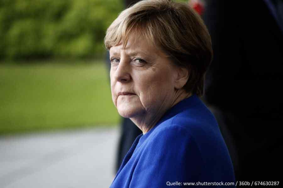 Merkel believes talks with Taliban* will allow resumption of evacuation of Afghans
