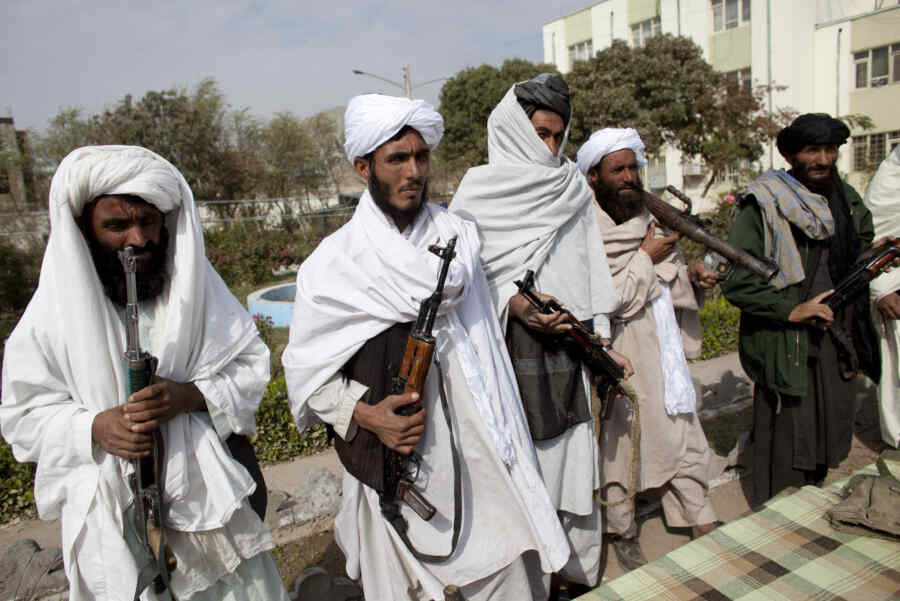 Taliban count on financial aid from Germany