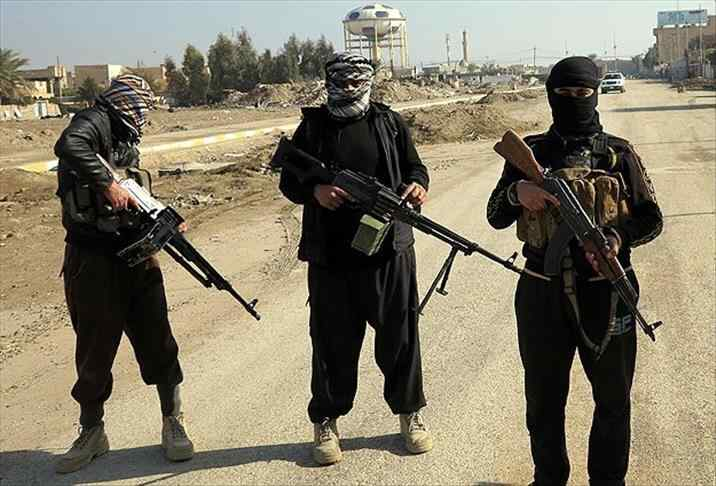 IS* militants in Afghanistan are on the border with the countries of Central Asia