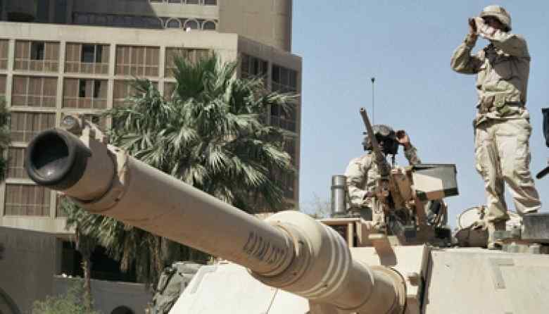US invasion of Iraq destroys anti-terror coalition