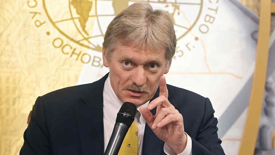 Russian President's Press Secretary: US supports Ukraine's NATO membership in order to threaten Russia