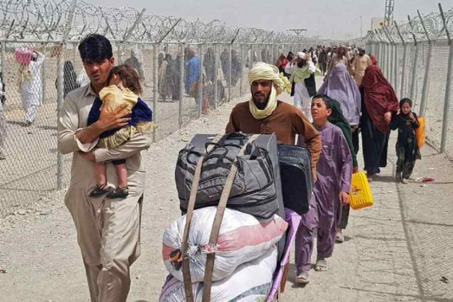 There may be a migration crisis in Russia due to the situation in Afghanistan
