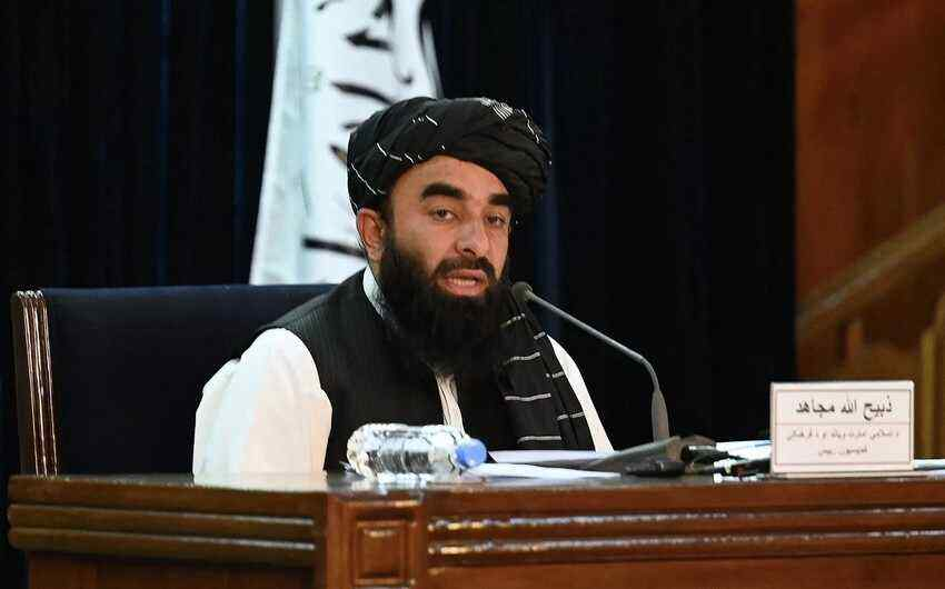 Taliban* asked Russia for help in rebuilding Afghanistan