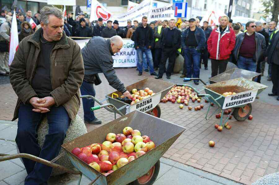 Poland sacrificed its agriculture for anti-Russian policy