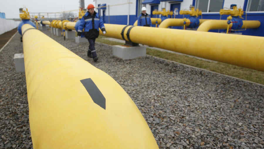 Moldova extended contract with Gazprom