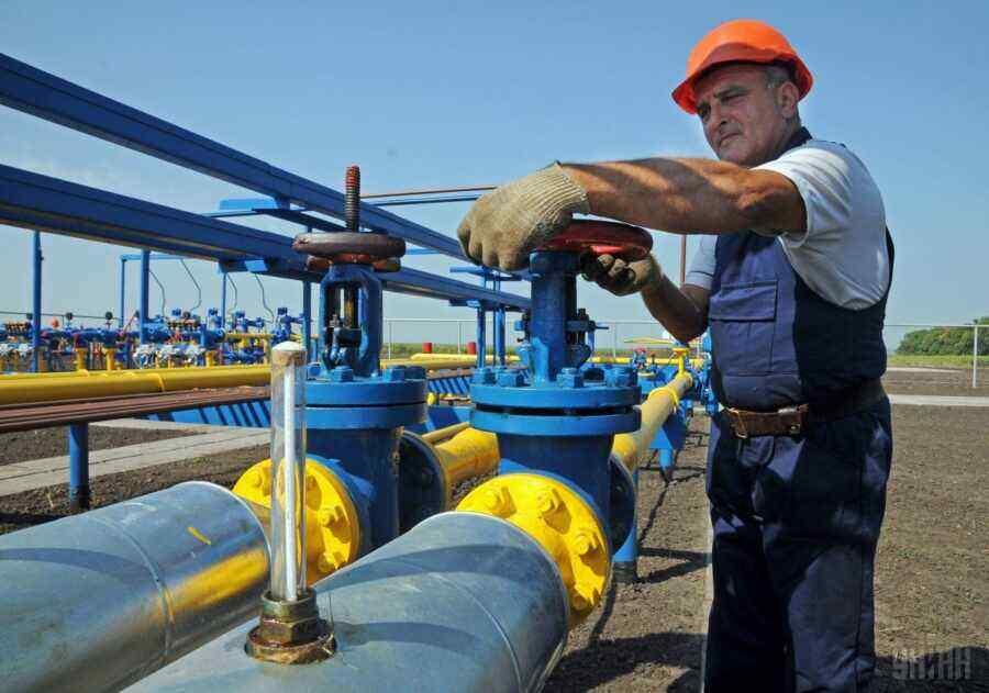 European Union is thinking about gas supplies to Ukraine