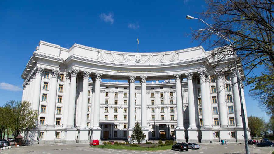 Ukrainian Foreign Ministry asks Georgia to admit consul to Saakashvili