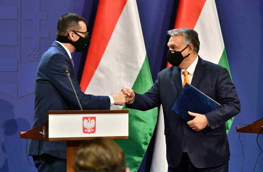 Hungary supports the Polish demarche on the EU