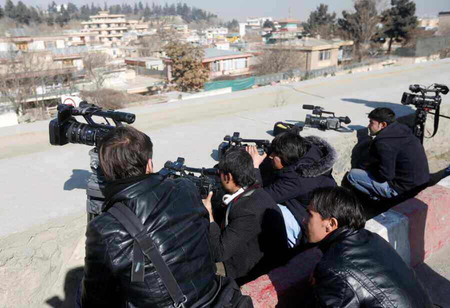 Two-thirds of Afghan media shut down after Taliban rise to power