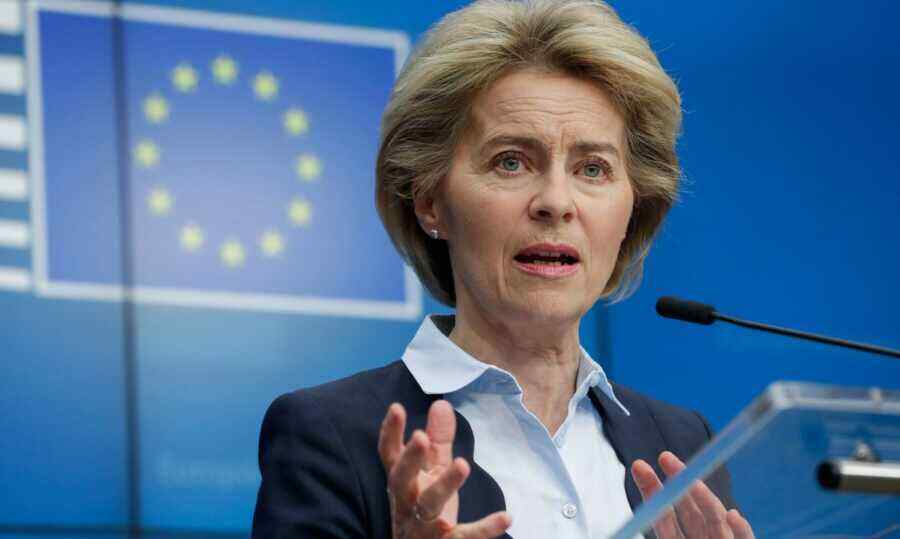 EU to study all options for gas supplies through Ukraine: head of the European Commission