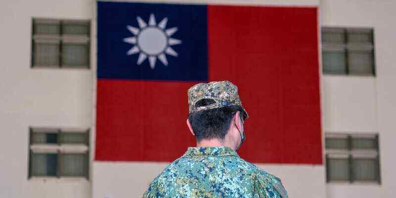 Washington prepares Taiwan for war with China
