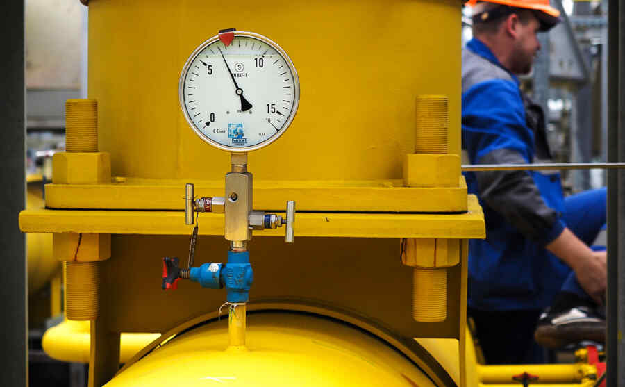 Ukraine wants to keep gas transit for 15 years