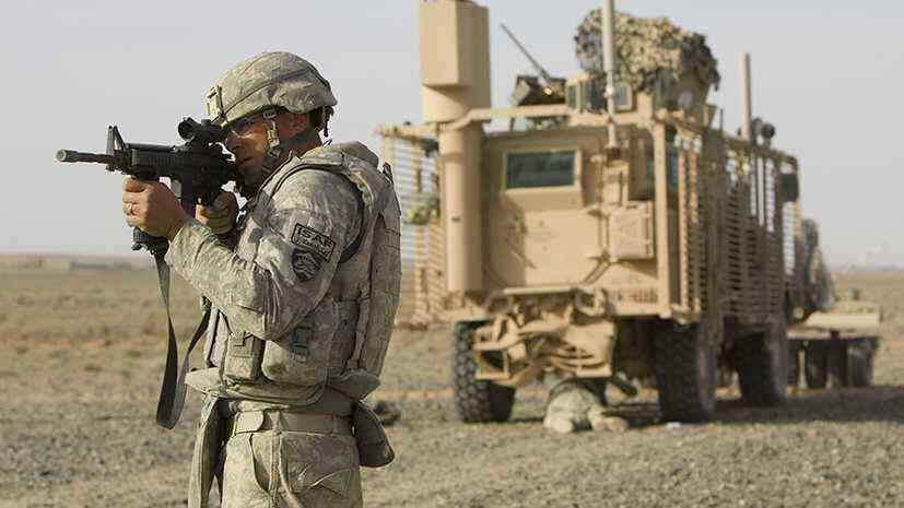 """US wants to study war in Afghanistan to """"avoid repeating mistakes"""""""