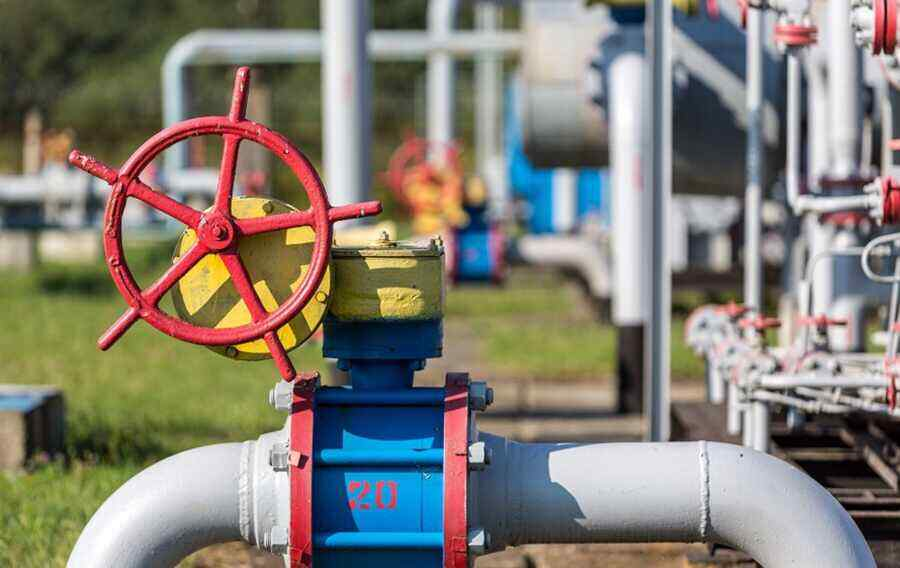 Ukraine will redirect gas imports from Hungary to other directions