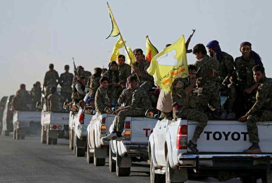 Oppositionists suffered serious losses in Syria