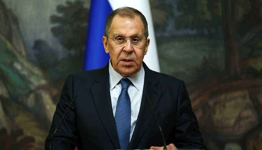 Russian foreign minister: under the auspices of the UN, it is necessary to hold a conference on humanitarian aid to Afghanistan