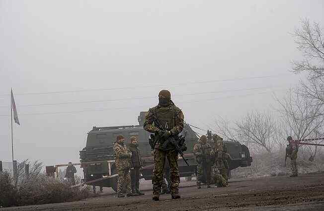 EU should not engage in military adventure and set up military mission in Ukraine - MEP