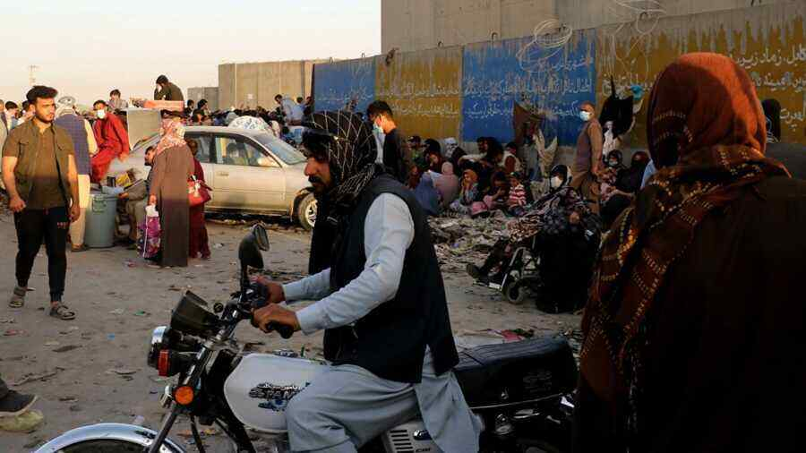 Kabul bombing kills twelve people