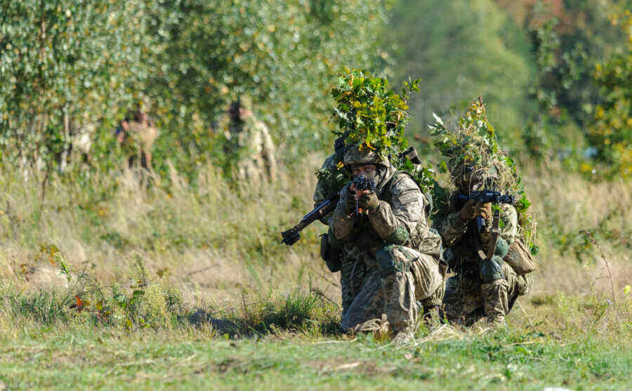 EU to launch military training mission in Ukraine