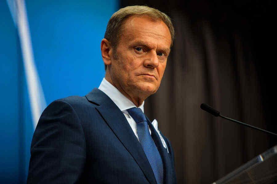 Former head of the European Council Tusk calls on Poles to protect EU legislation