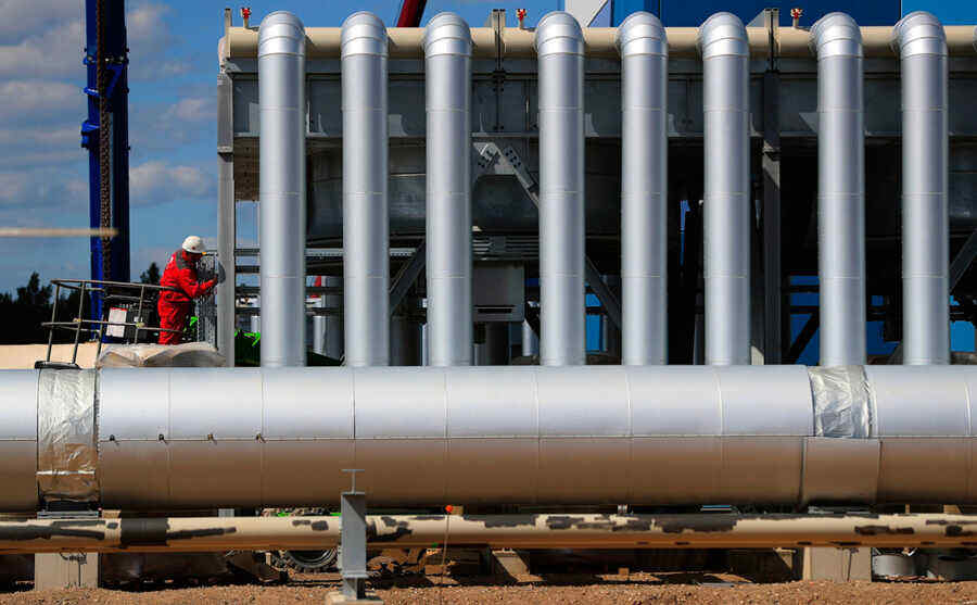 Germany says Russia not involved in high gas prices in Europe
