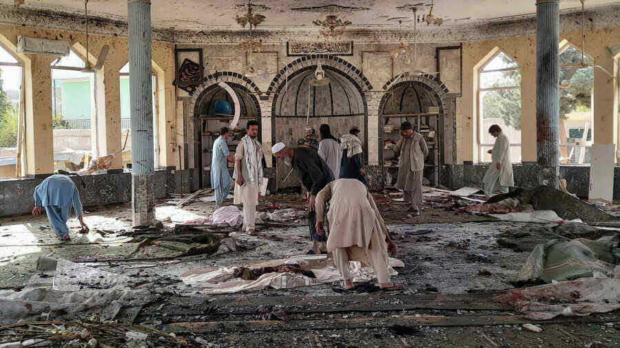 EU calls for Kunduz bombing masterminds to be brought to justice