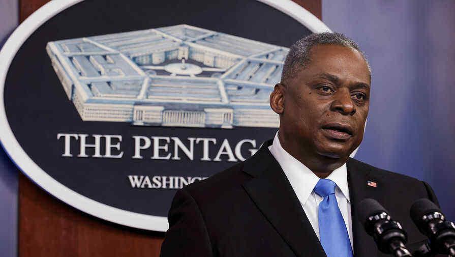 Pentagon: US defence chief plans to visit Ukraine next week