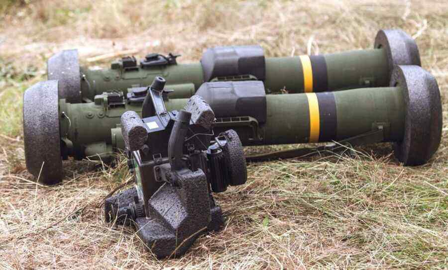 US stops arms supplies to Ukraine