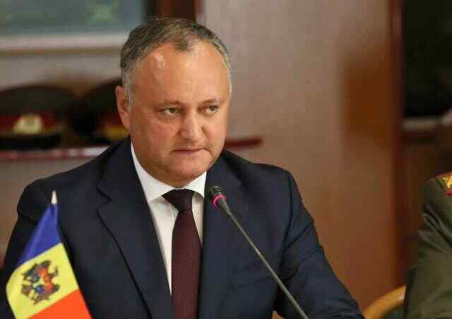 Dodon: there will be more protests in Moldova