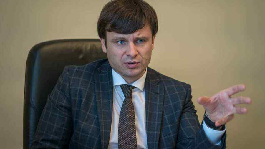 Head of the Ministry of Finance of Ukraine said that expensive gas creates additional fiscal risks