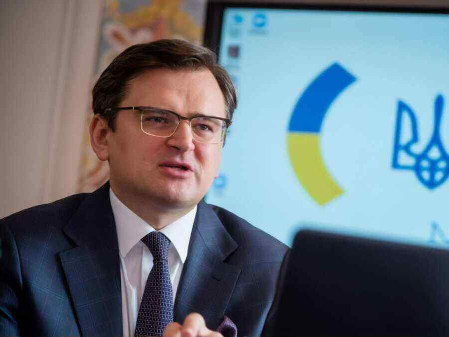 Kuleba talks about plans to hold a meeting of the Commission for Strategic Partnership between Ukraine and the USA
