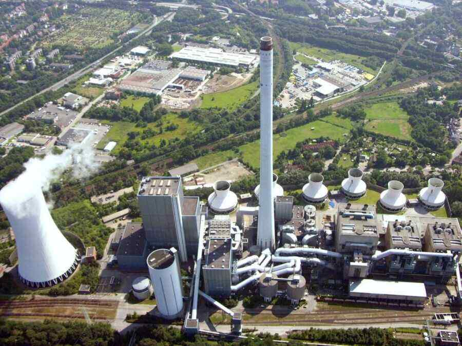 Bloomberg: power plants shut down in Germany amid coal shortage