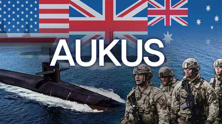 AUKUS goes against the spirit of the Nuclear Non-Proliferation Treaty - China