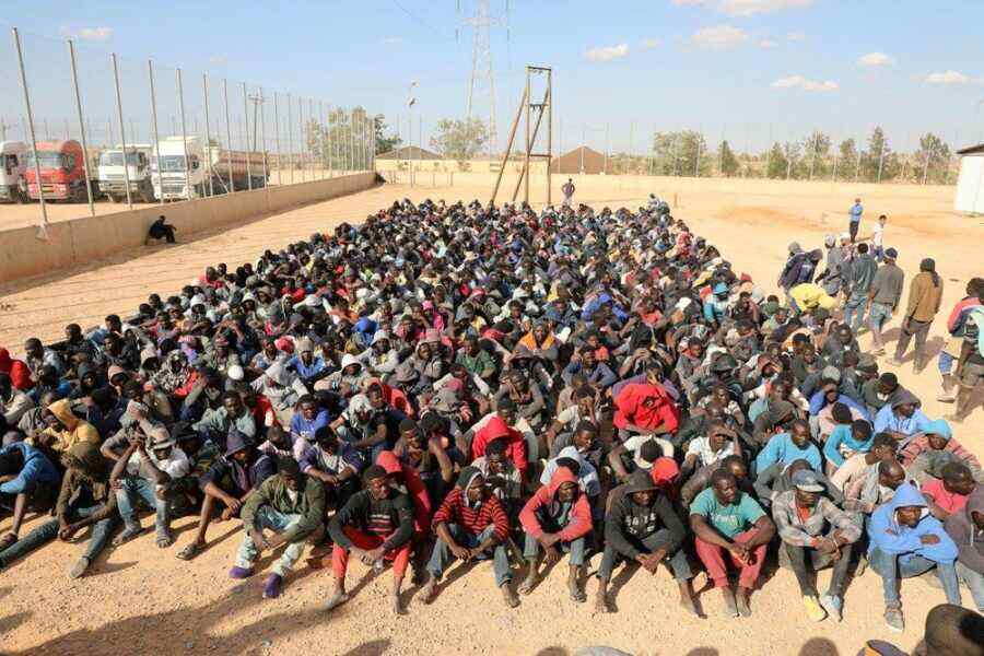 Documentary on migrant camps reveals EU's role in Libya crisis