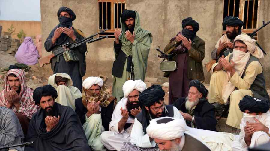 Taliban set up suicide battalions to protect Afghanistan's borders
