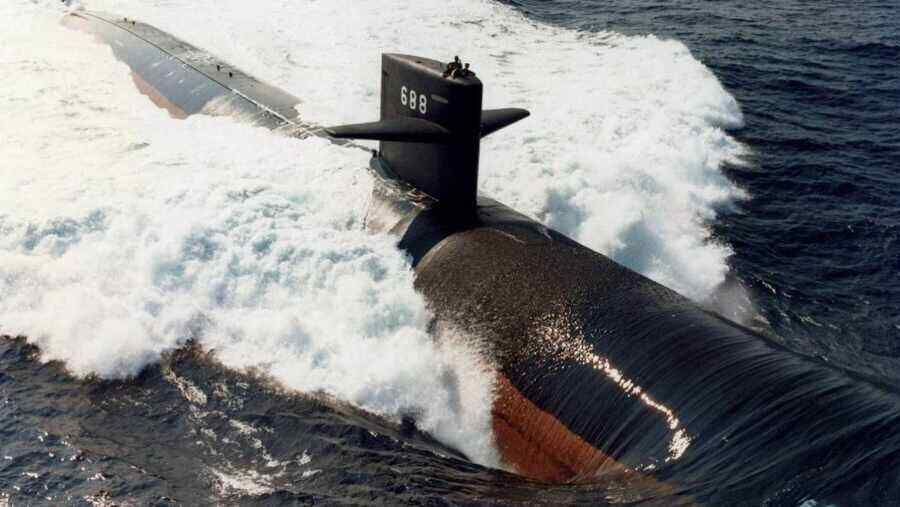 The Chinese have harshly mocked the US submarine accident