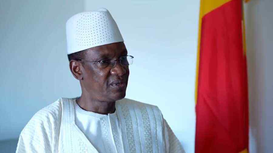 Mali's prime minister speaks in Russian about partnership with Russia