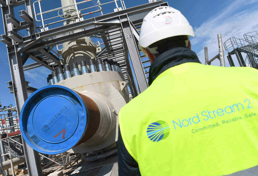 "Kiev accuses Nord Stream 2 of ""killing"" Ukrainian transit"