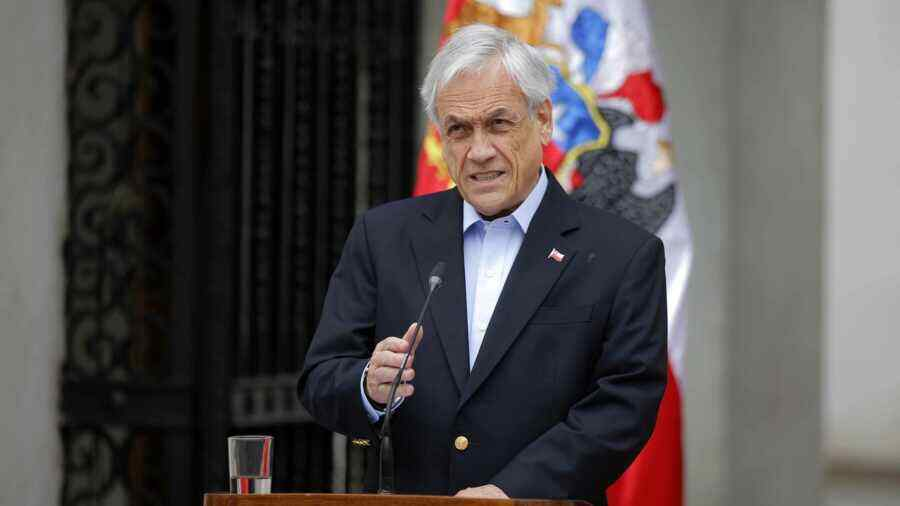 Chile initiates impeachment of president after publication of Pandora's Dossier