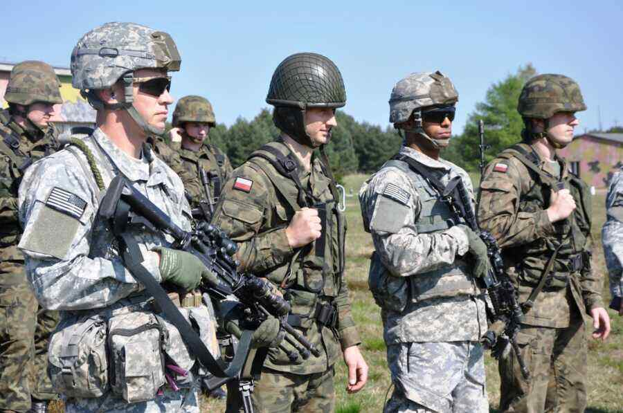 Military exercises with the participation of US troops start in Poland