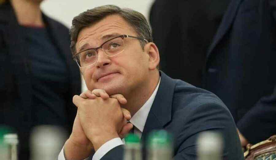 Ukrainian foreign minister continues to fantasize about NATO membership