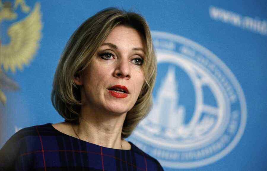 Zakharova: Russia will respond to new EU sanctions