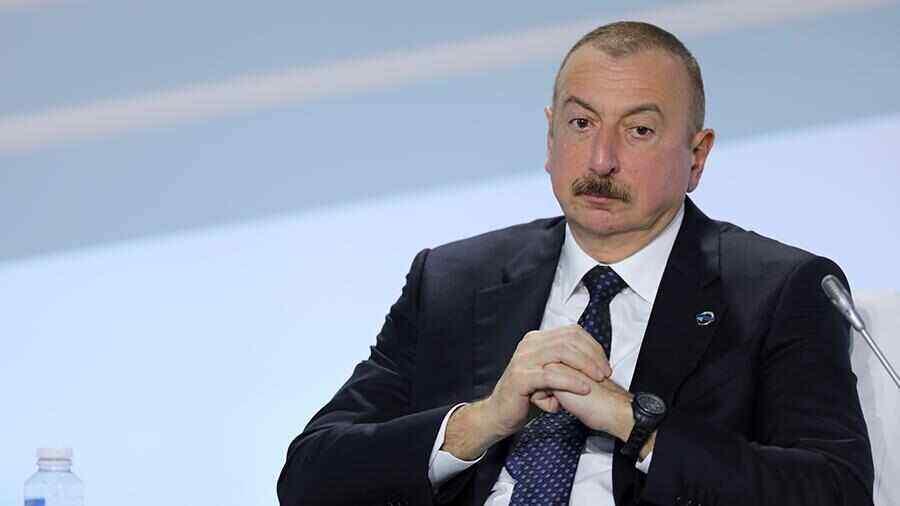 Azerbaijan's president: we are ready to supply energy resources to EU